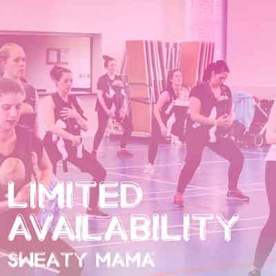 Sweaty-Mama