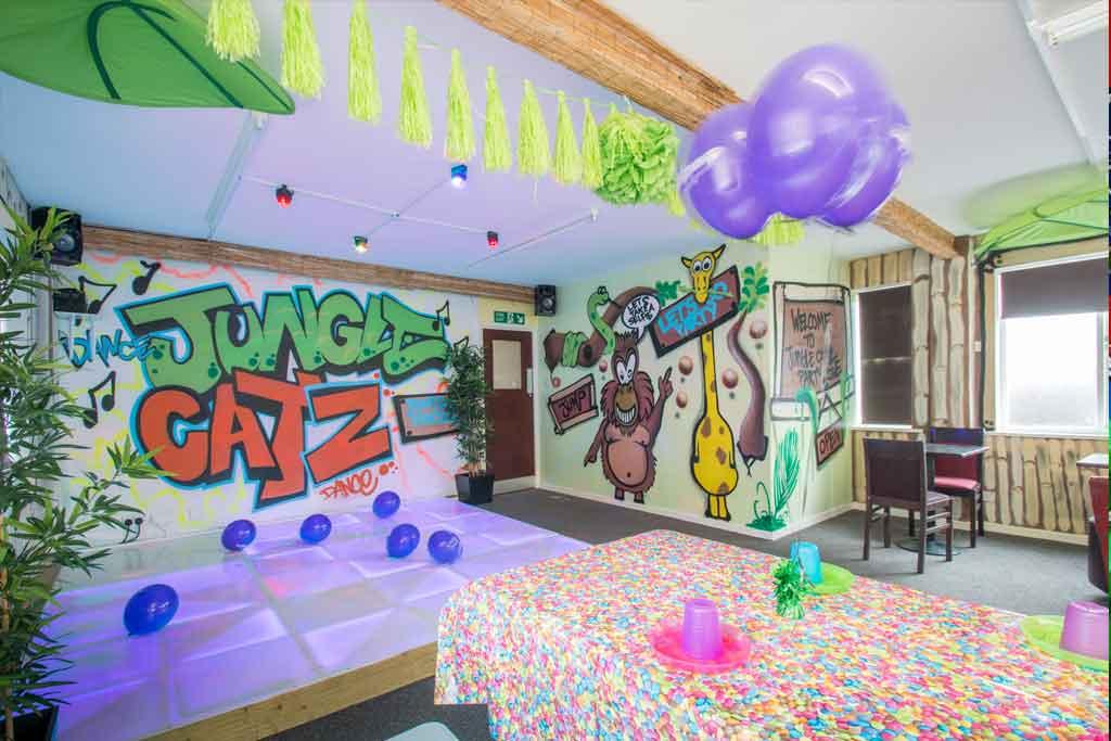 junglecatz play center